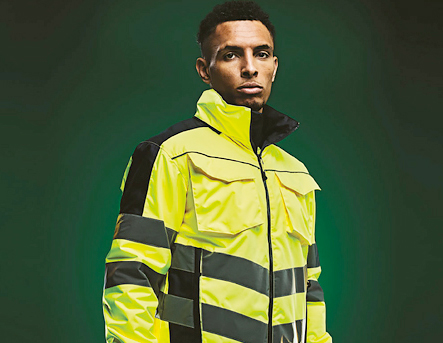 high visibility wear